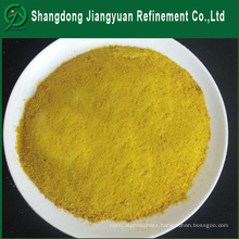 High Quality Yellow Power Polyferric Sulfate Pfs