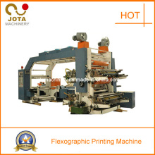 Automatische 4 Color Flexographic Paper Printing Machinery