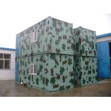 Stahlmodulhaus