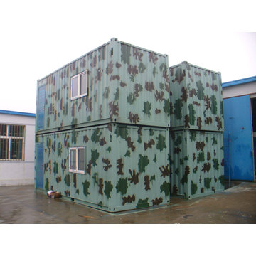 Steel Modular House