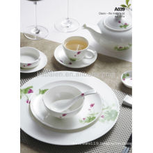 A045 High end fine used china dinnerware