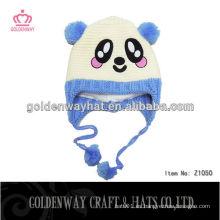 Diseñar su propia mujer de punto de invierno sombreros con cadenas