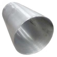 Tubo de titanio de gran diámetro y tubo de aleación de titanio