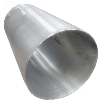 Tubo de titânio de grande diâmetro e tubo de liga de titânio