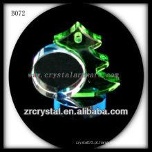 Arte finala de cristal colorida K9