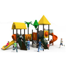 CE Approved Kids Outdoor Play Playground (YQL-200057)