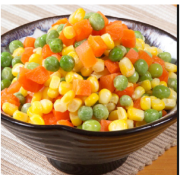 IQF Frozen Mixed Vegetables