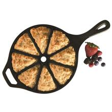 Moule / moule à pizza à l'huile végétale / en fonte préparée à l'avance