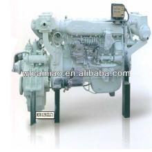 Moteur diesel portatif de la Chine CS6126ZLC de production rapide de 6 cylindres