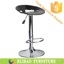 Cheap ABS Plastic Bar Stool Barber Chairs Wholesale