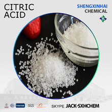 Acid Citric Food Grade Citric acid price Citric acid Monohydrate bp98