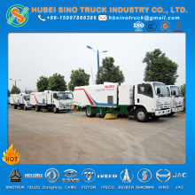 ISUZU Road Washing Sweeper Truck