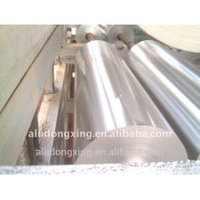 Aluminum foil for food packaging and Roll type