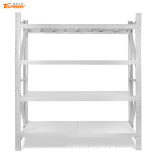 medium duty warehouse equipment steel warehouse rack