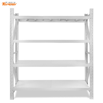 medium duty warehouse equipment steel warehouse rack