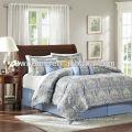 Madison Park Antica Multi Piece Comforter Duvet Cover King Size Bedding Set