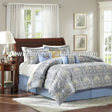 Madison Park Antica Multi Piece Comforter Duvet Cover King Size Bedding Set