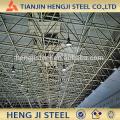 Горячая оцинкованная стальная труба для строительства (потолок)
