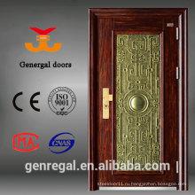 Genregal высший сорт роскошный современный внешний алюминиевого литья двери