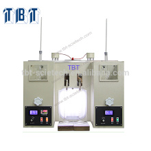 low temperature Double units Petroleum Distillation Tester