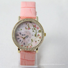 Женщина мода часы Сингапур Вахта дешевые наручные Эйвон часы Sr626sw