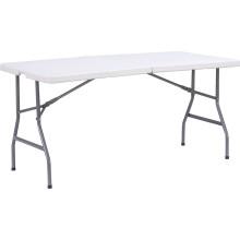 (HQ-C183) 6FT de plástico fácil de catering tabla plegable al aire libre baratos