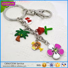 Hot Sale 3D Charms Fashion Pendant Keychain Customs # 19616