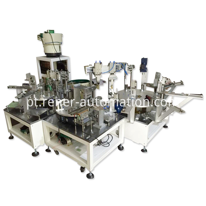 Sanitary Assembly Machine 1