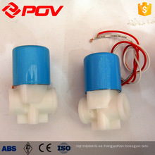 high quality thread connection POC Household water machine solenoid valve