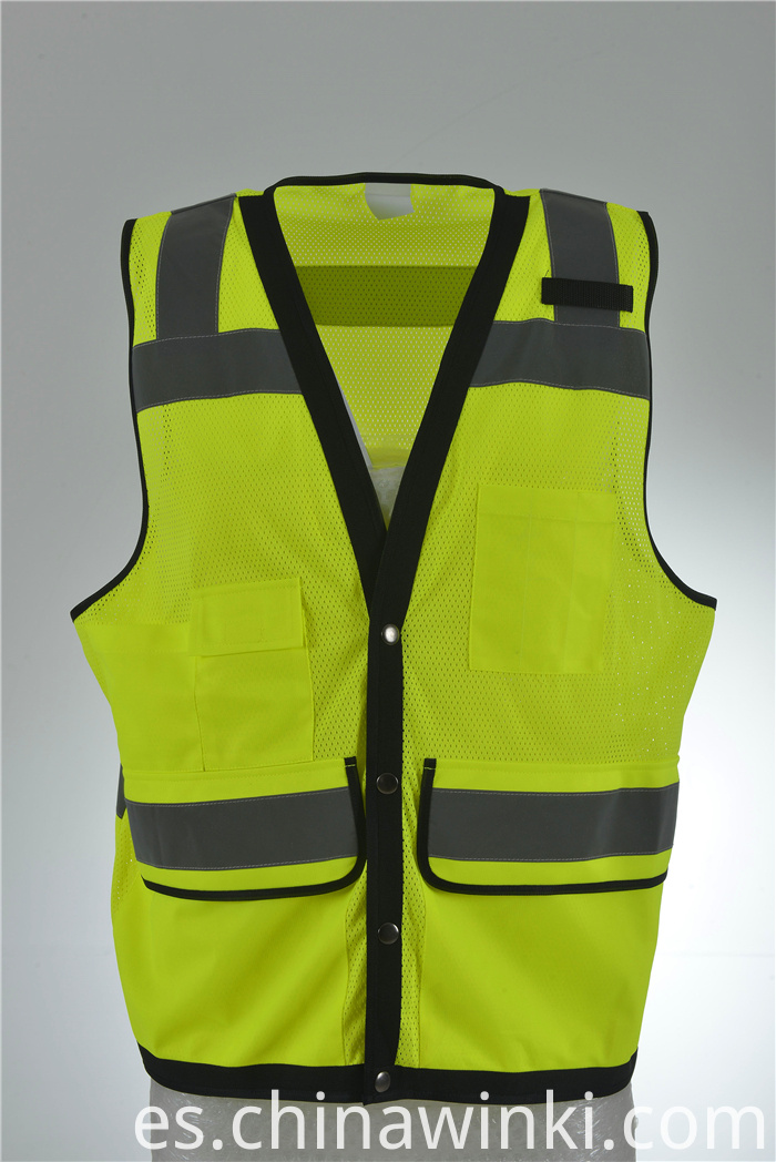 cycling reflective vest