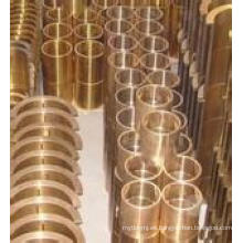 Tubo de cobre con tubería de alta calidad