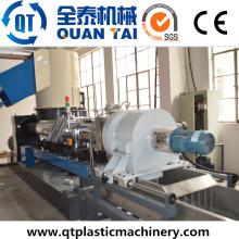 Zhangjiagang alta qualidade PP PE HDPE ABS máquina de granulação de plástico do PC