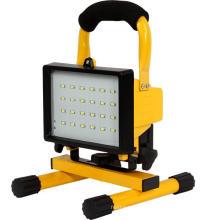 Portátil 10W recarregável LED luz de trabalho (b06d)