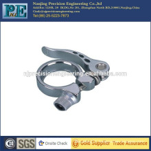 High quality custom made bicycle seat post clamp