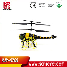 4.5ch rc dragonfly w/flapping wings and LED light