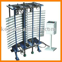 curving steel roof roll forming machine