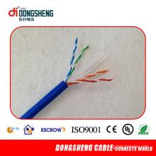 Производитель с 1992 года UTP / FTP / SFTP CAT6 LAN кабель / сетевой кабель с медными / CCA / CCS