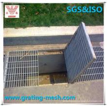 Verzinkter Stahlstab/Gitterrost aus verzinktem Stahl