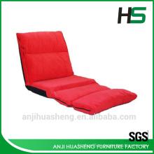 Suave sofá cama, colchón de aire sofá cama, sofá cama convertible en sala de estar y dormitorio