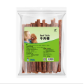 Hot Sale Hund Snacks Rindfleisch Stick Hundefutter