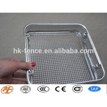 Haotian ss sterilization tray factory