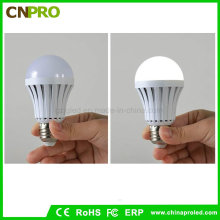 7W Plastic Emergency LED Bulb Light