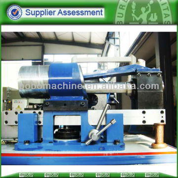 HVAC duct spiral forming machine