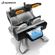 Neues Design Freesub Double Station Becher Druckmaschine, ST-210 Becher Druckmaschine