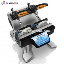 Nueva máquina de la prensa de la taza de la estación del diseño Freesub, máquina de la impresión de la taza ST-210