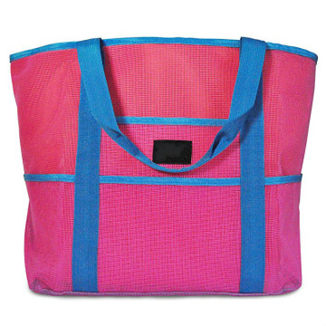 Hot Fashion Mesh Beach Bag