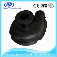 3/2c-Ah Slurry Pump PU Polyurethanes Cover Plate Liner