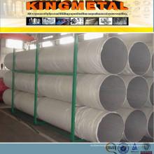 Tuyau d'acier inoxydable d'ASTW A312 / A213 / A269 201/304/202 / TP304 / 310S 316L ERW