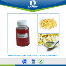 MANUFACTURER PRICE BULK SALE D-ALPHA TOCOPHEROL