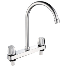 ABS Tap Mixer with Chrome Finish (JY-1034)